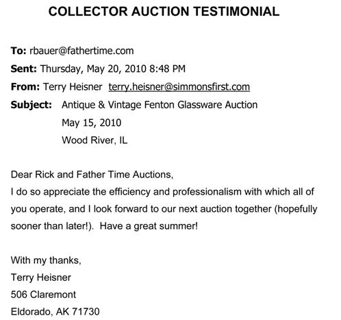 st. louis auction, southern IL auctions, father time auctions in st. louis, auctions in st. louis, auctions in southern IL